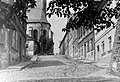 Šumperk, Keresztelő Szent János-templom (Kostel svatého Jana Křtitele). Fortepan 6478.jpg