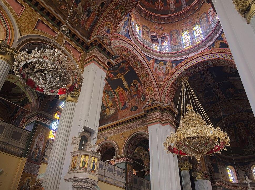 Εσωτερικό Αγίου Μηνά 3604 hdr