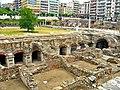 Ρωμαϊκή Αγορά της Θεσσαλονίκης, Roman Forum ThessalonikI, Greece.jpg