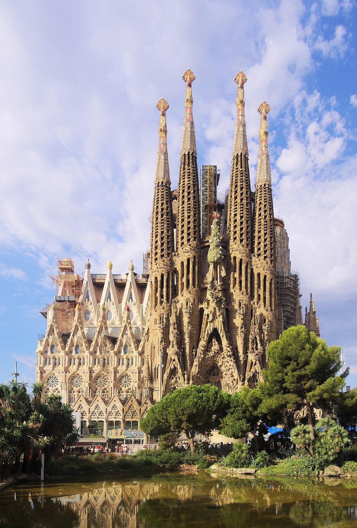 Sagrada Familia Wikipedia