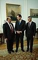 Συνάντηση ΥΠΕΞ, κ. Δ. Δρούτσα, με Πρ. Ομόνοιας και Δήμ. Χειμάρρας, κ. Β. Μπολάνο, και Πρ. ΚΕΑΔ, κ. Ε. Ντούλε (14.09.10) (4989416025).jpg
