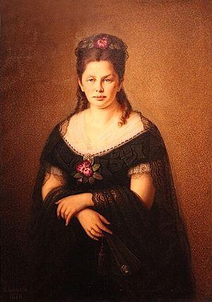 Feminism in Russia - Anna Filosofova, co-founder of the Russian Women's Mutual Philanthropic Society