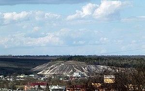 Korochansky District - Mount Belaya, a protected area of Russia in Korochansky District
