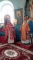 Богослужение в Свято-Введенском храме с. Елецкая Лозовка 06.jpg