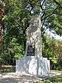Братська могила Семенішина В. Г. і Лавицького Н. Є., Героїв Радянського Союзу.JPG