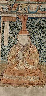 Budashiri Empress of China and Khatun of Mongols