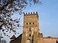 В'їзна або Надбрамна вежа або її ще називають - вежа Любарта.jpg