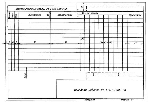 pdf гост 2.113-75