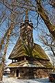 Дерев'яна церква в селі Кпайніково. Хустського району..jpg