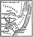 Карта к статье «Зулусская экспедиция англичан в 1879 году». Военная энциклопедия Сытина (Санкт-Петербург, 1911-1915).jpg