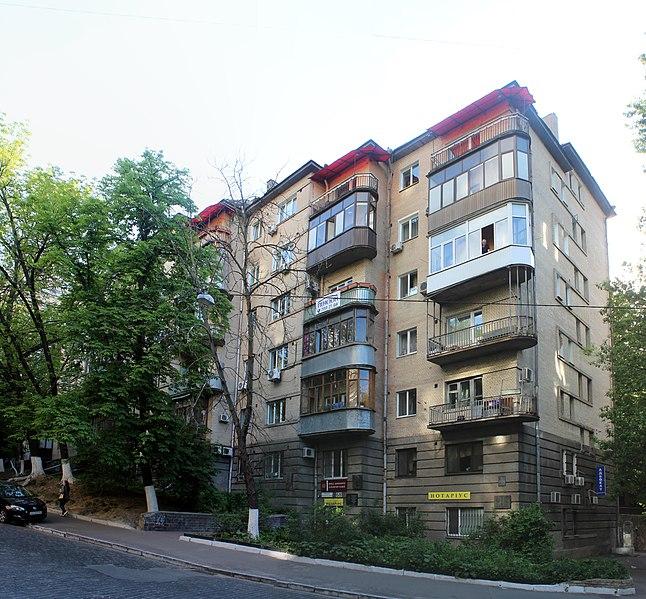 File:Київ, Хмельницького Богдана вул. 68 01.jpg