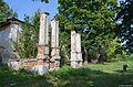 Мар'янське. Колишня садиба Лук'яновича, де жив Т.Г.Шевченко в 1845 р. Руїна садибного будинку.jpg