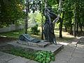 Могила Івана Сошенка.JPG