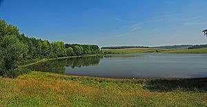 Morgaushsky District - Lake Syutkyul, Morgaushsky District