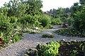 Сад у пристани Большой Монастырской бухты - panoramio.jpg