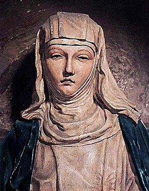 Catherine of Siena - Statuette by Neroccio di Bartolomeo de' Landi, (1475)