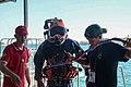 Третий день соревнований международного конкурса водолазов «Глубина» АрМИ-2017 (г. Севастополь) (12).jpg