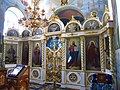 Церква Різдва Богородиці, Олесандрівка (1925), іконостас.jpg