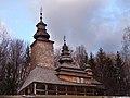 Церква з с. Канора Воловецького р-ну Закарпатської обл. с. Пирогів 2.JPG
