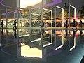 כיכר הבימה מוארת בזמן אירוע ימי ברלין 4.JPG