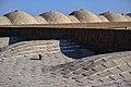 آجرچینی های دوره های مختلف تاریخی در کاروانسرای دیر گچین (16).jpg
