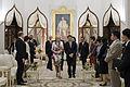 นายกรัฐมนตรีและภริยา หารือข้อราชการกับ H.E.Ms.Quentin - Flickr - Abhisit Vejjajiva (1).jpg