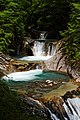 七ツ釜五段の滝 - Nanatsugamagodan-no-taki waterfall - panoramio.jpg