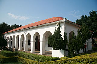 Tamsui Customs Officers Residence