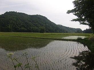 Cultural Landscape (Japan) - Image: 骨寺村荘園(一関本寺)1