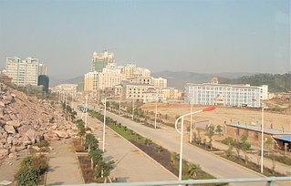 Fuding County-level city in Fujian, Peoples Republic of China
