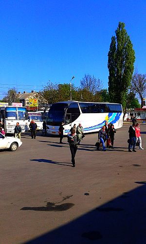 (1)_MODERN_BUS_AT_WESTERN_BUS_STATION_IN_CITY_OF_VINNYTSIA_STATE_OF_UKRAINE_PHOTOGRAPH_BY_VIKTOR_O_LEDENYOV_20160427