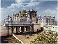 -A royal entrance to the palace Udaipur.jpg