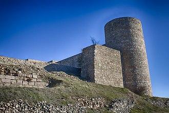 Castle of Medinaceli - Image: 007037 Medinaceli (8310458040)