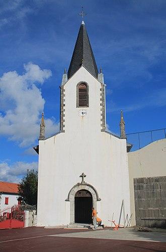 Luxe-Sumberraute - The church of Luxe-Sumberraute