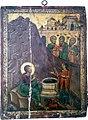 013 Sunday of the Samaritan Woman Icon from Saint Paraskevi Church in Langadas.jpg