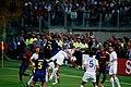 027 men at work UEFA 2009, Rome мужская работа УЕФА 2009, Рим.jpg