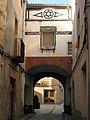041 Portal Nord del carrer Major, al Pla de Santa Maria.jpg