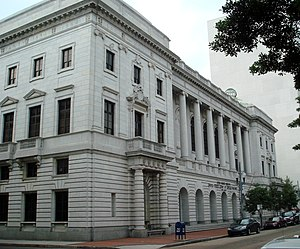 United States Court of Appeals for the Fifth Circuit - The John Minor Wisdom U.S. Courthouse, home of the Fifth Circuit, New Orleans.