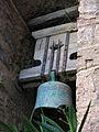 053 Sant Miquel del Fai, campana.JPG