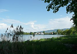 Steinach at the Lake Constance