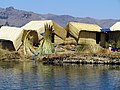 071 Reed Houses Uros Islands of Reeds Lake Titicaca Peru 3125 (14995554949).jpg
