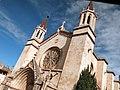 076 Santa Maria des del Palau Reial (Vilafranca del Penedès).JPG