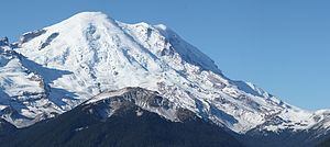 English: Mount Rainier, Mount Rainier National...