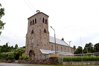 Priozersk - Finnish-era Lutheran Church