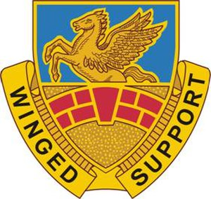 Combat Aviation Brigade, 28th Infantry Division - Image: 104 Avn Rgt DUI