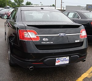 Ford Taurus SHO - Rear view
