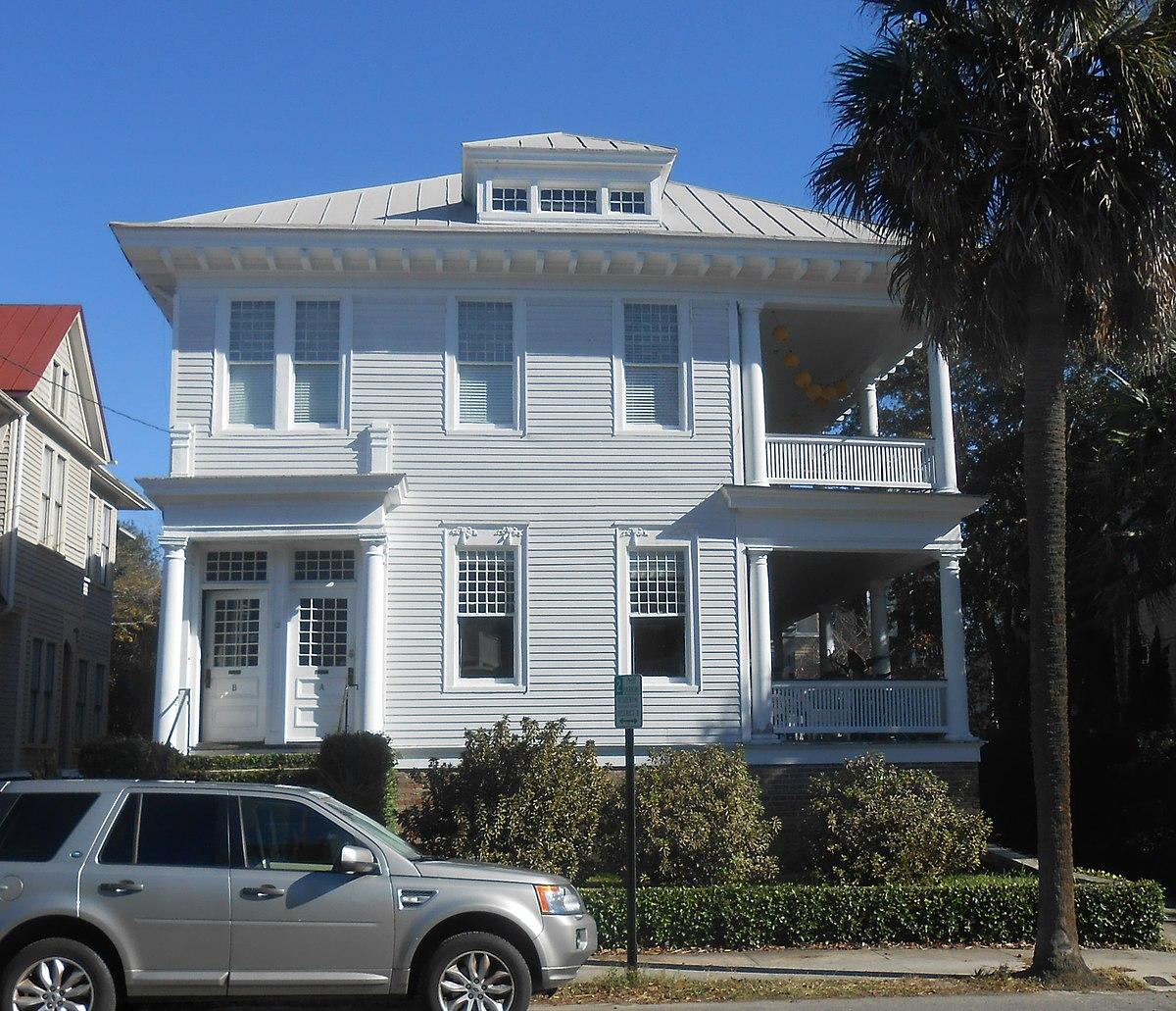 Rutledge Apartments: Henry Whilden Lockwood