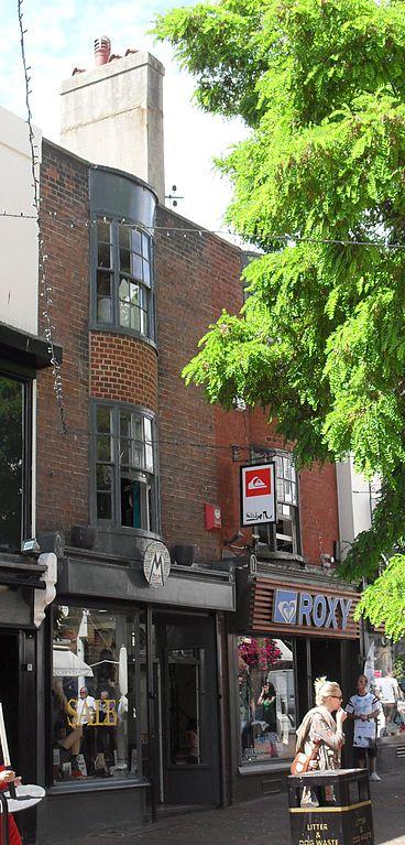 Duke Street Brighton Shoe Shops