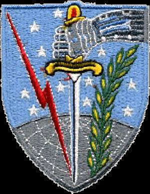 12th Missile Squadron - Image: 12th Bombardment Squadron SAC Emblem