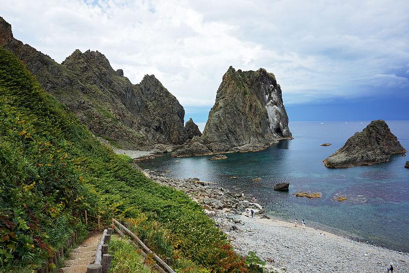 File:130823 Shimamui Coast Shakotan Hokkaido Japan02s3.jpg